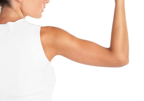 get better arms