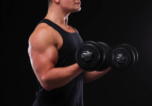 strength and muscle growth