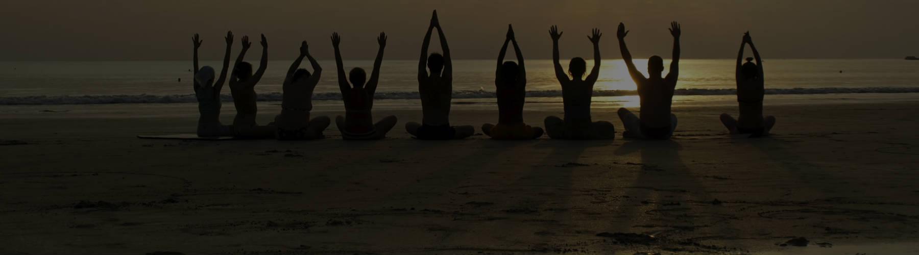 yoga not exercise