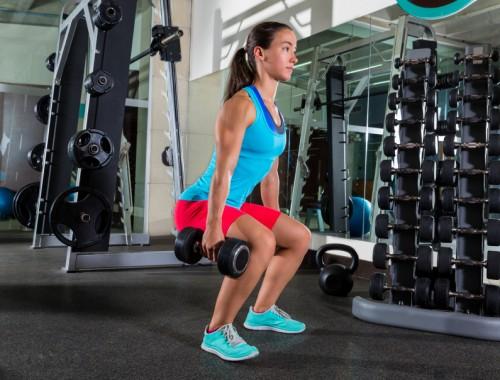 modify squats