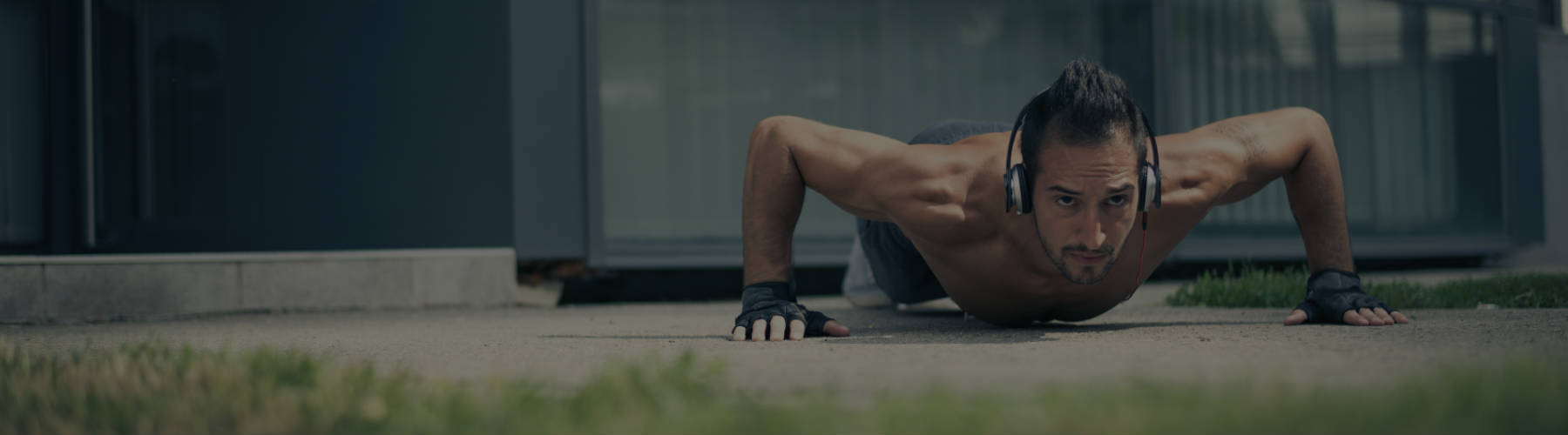 knee push ups
