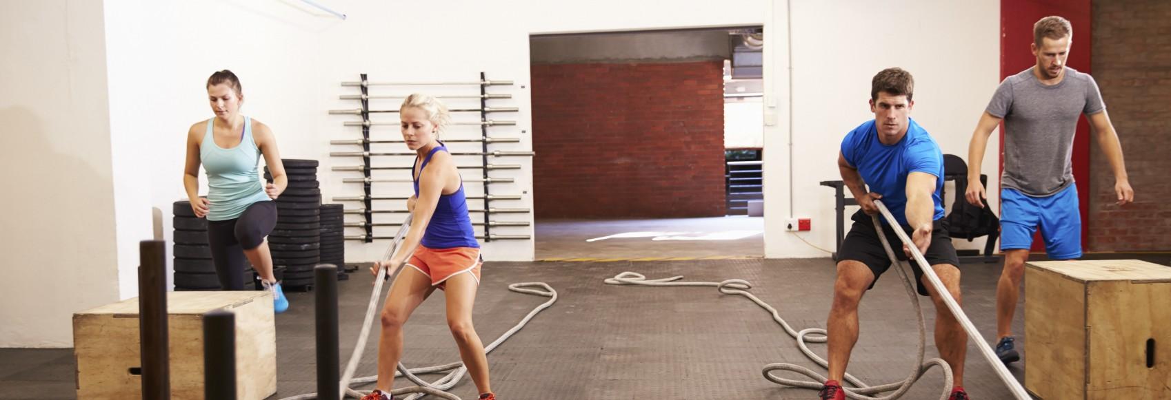 total body circuit training