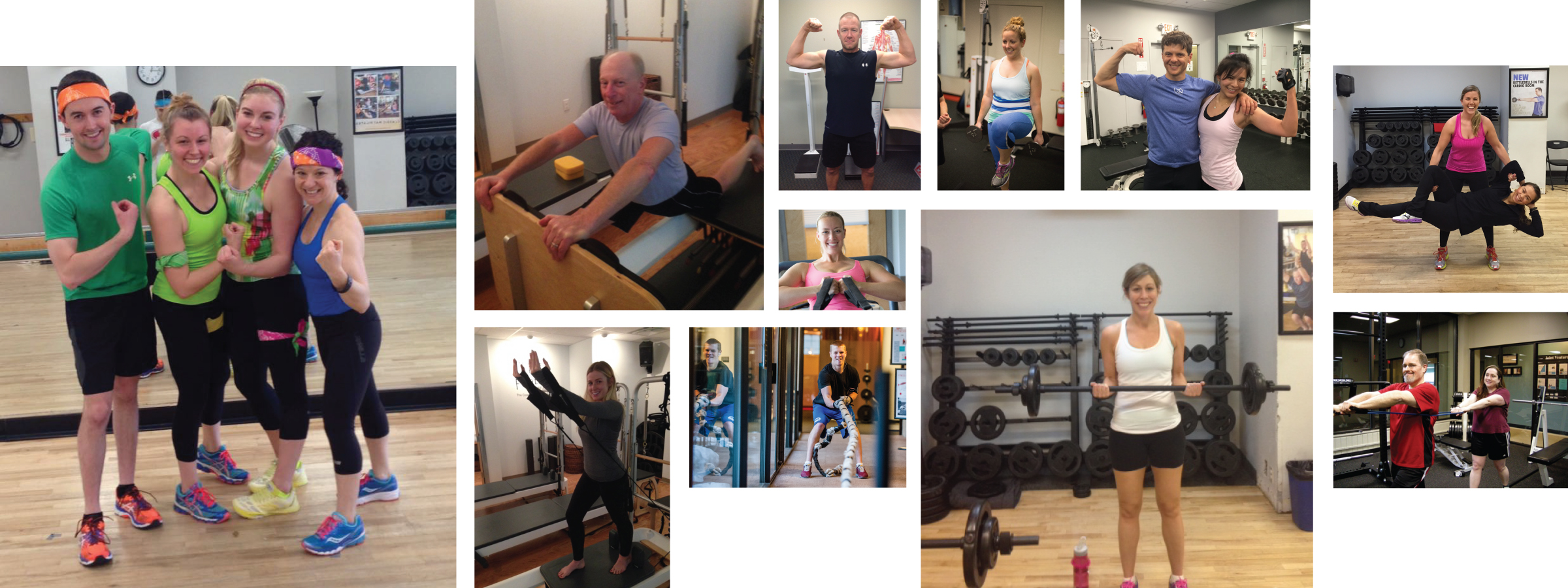 Commonwealth Sports Club Group & Pilates Training