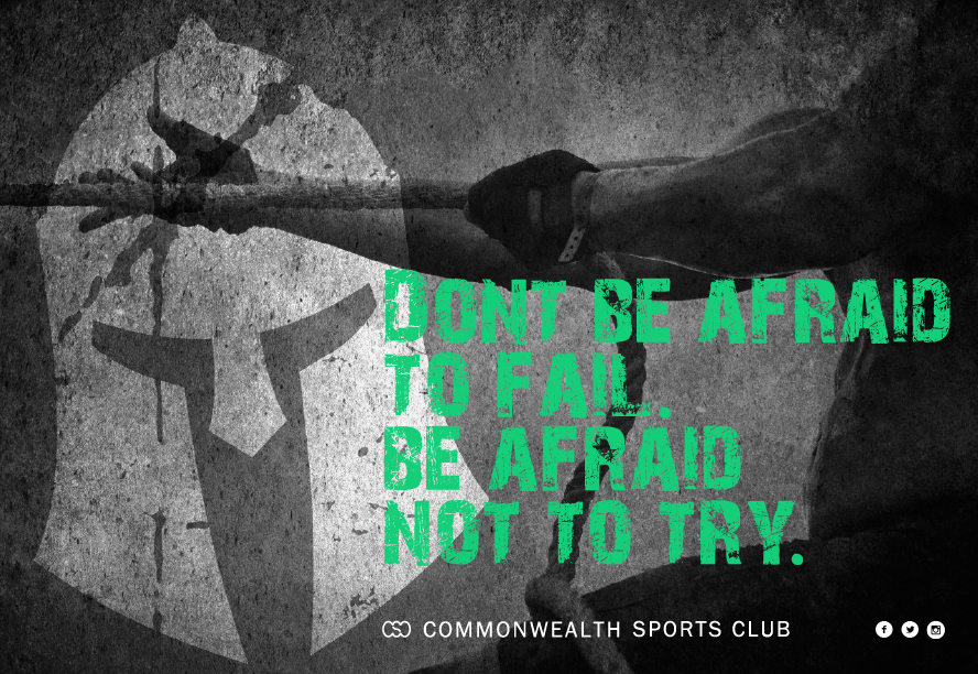 Spartan Race Training at Commonwealth Sports Club