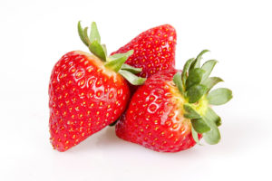Source of Carbohydrates: Fruit/Strawberries