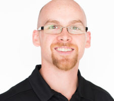 Jack Losey,  Personal Training Manager