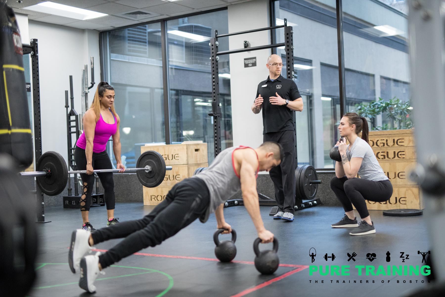 Pure Training Commonwealth Sports Club