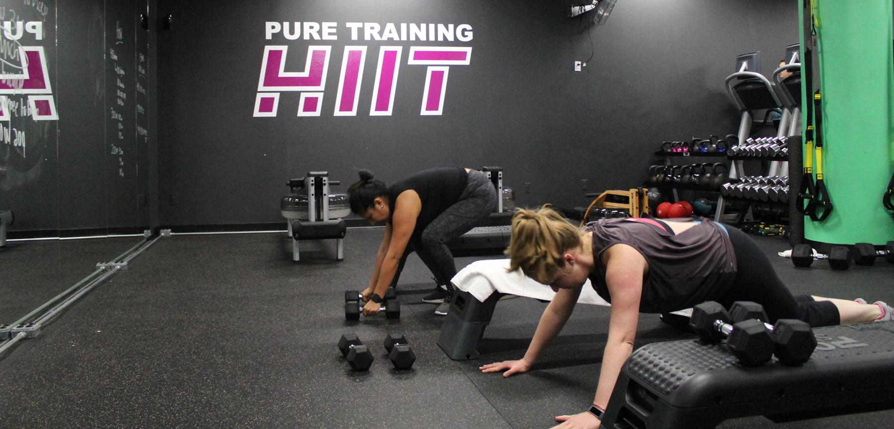 Semi-Private Training at Commonwealth Sports Club