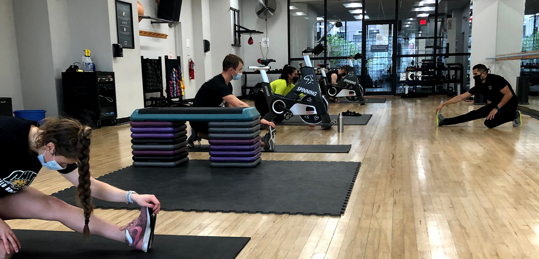 Pure Training at Commonwealth Sports Club