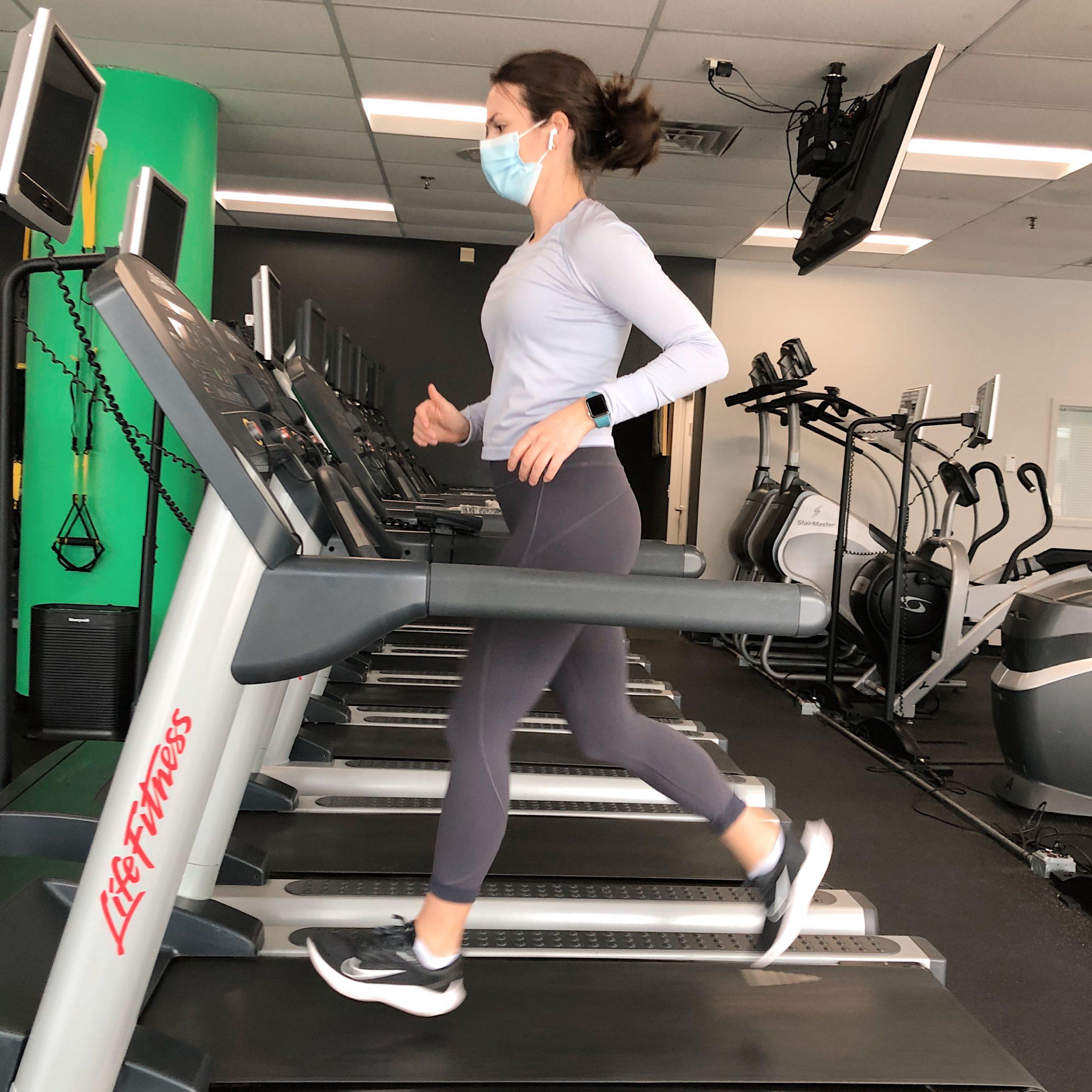 CSC Treadmill Cardio Workout